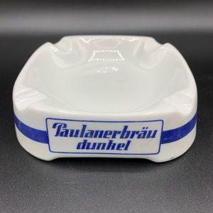Vintage Ceramic Ashtray Thomasbrau Bavaria Germany